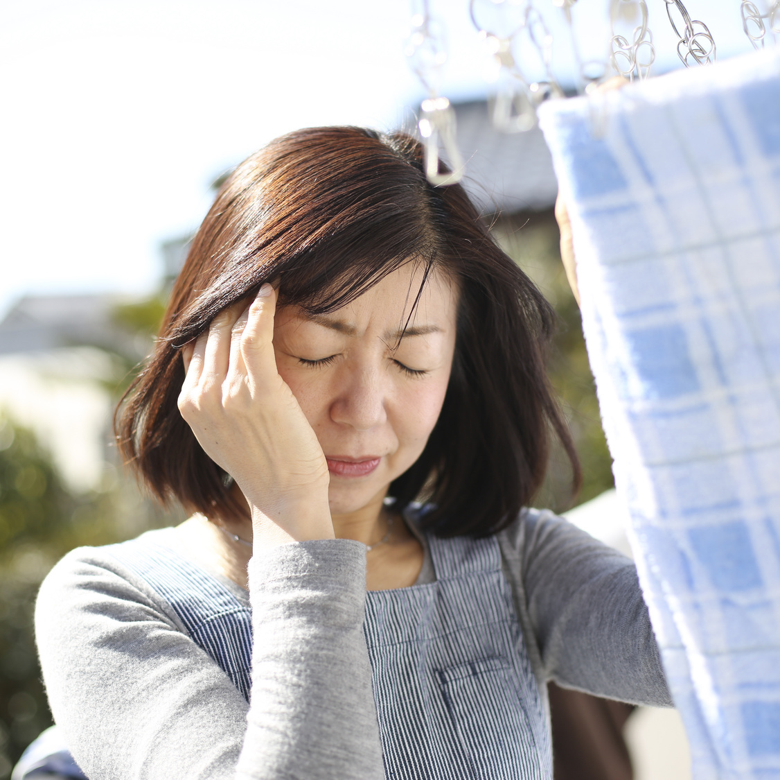 頭痛 花粉 い 症