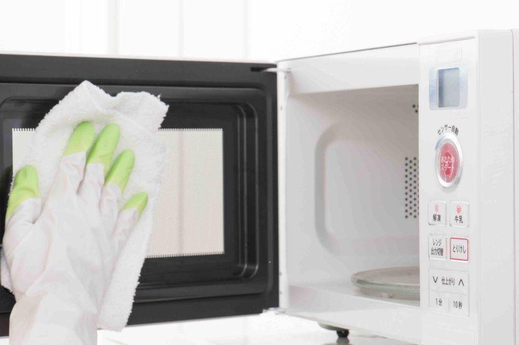 電子レンジ 掃除方法 ハウスクリーニング Zehitomo
