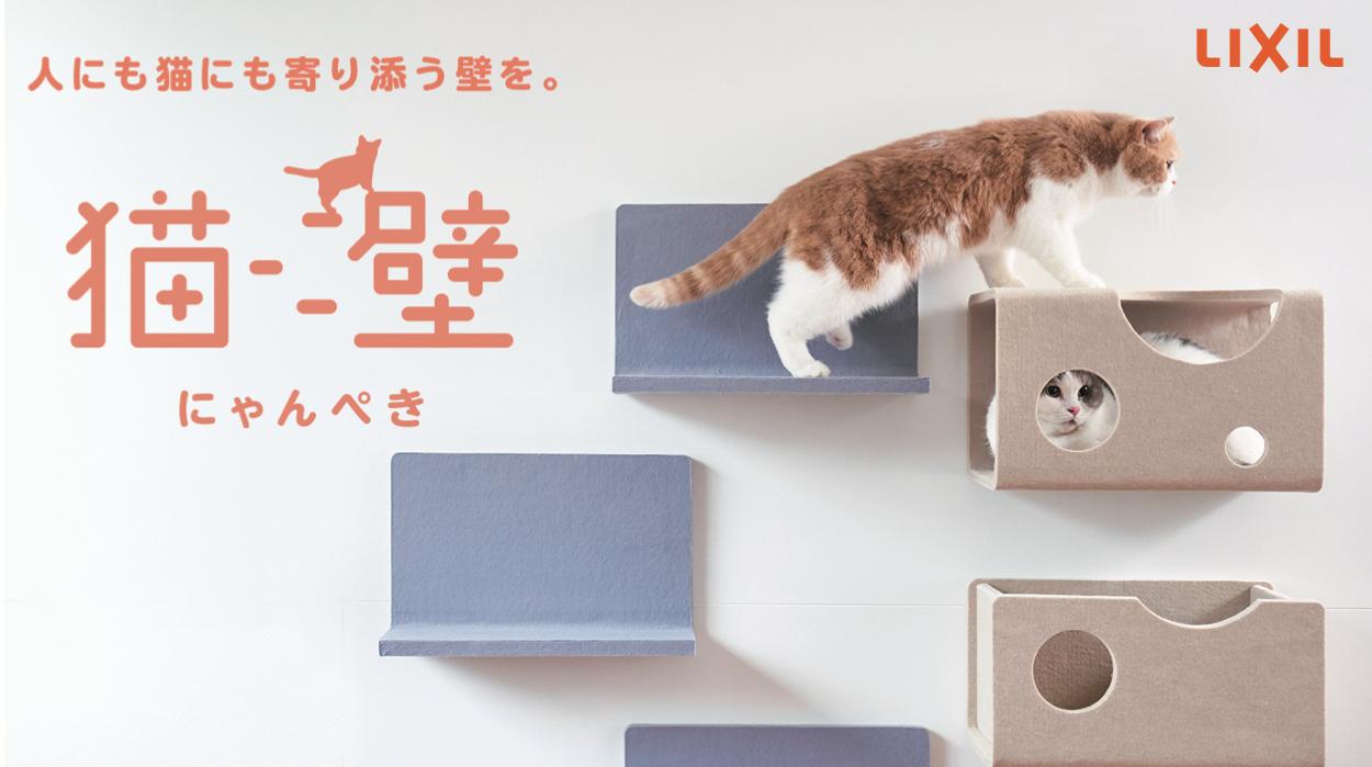 猫壁 にゃんぺき