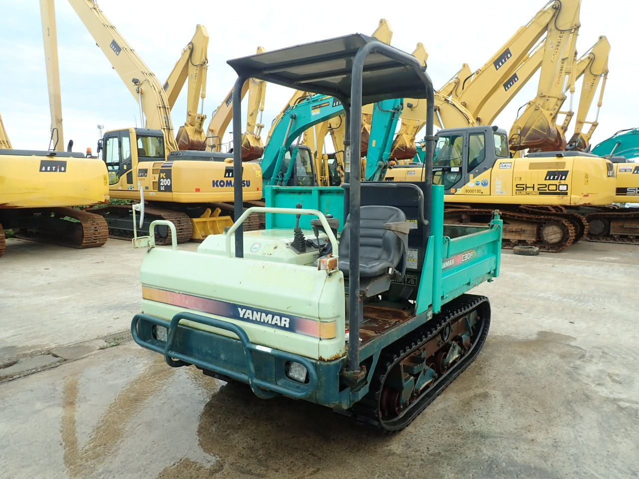 Other Construction Machineries YANMAR C30R-2