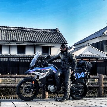 papa Riderさんが投稿した愛車情報(F750GS)