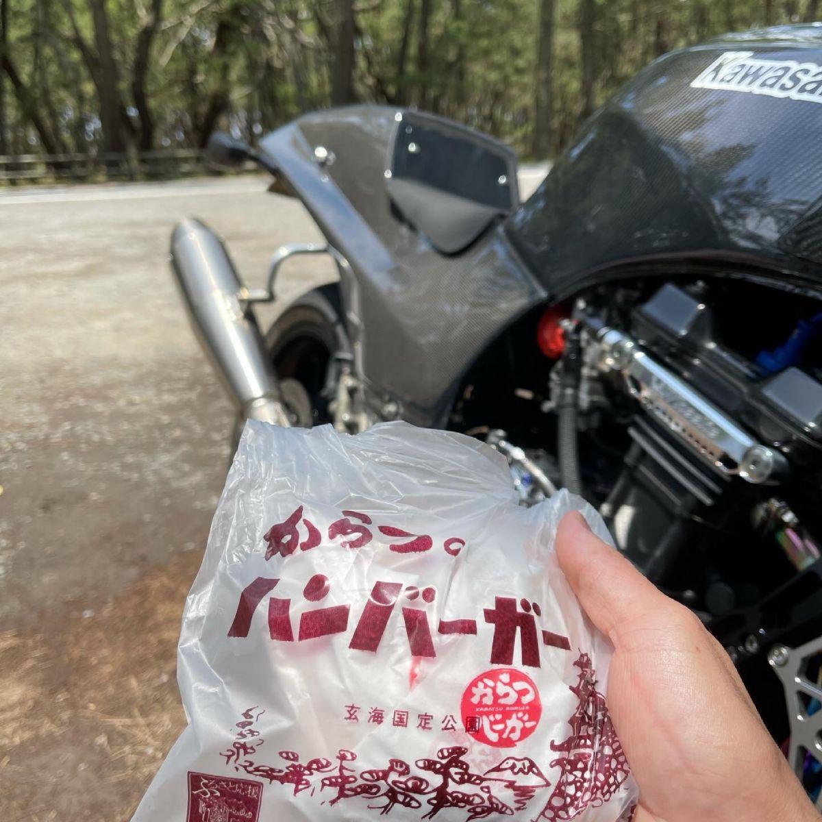 ケンジさんが投稿した愛車情報(GPZ900R Ninja)