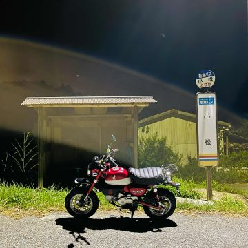 roninさんが投稿した愛車情報(MONKEY125)