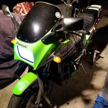 nobee972rさんが投稿した愛車情報(GPZ900R Ninja)