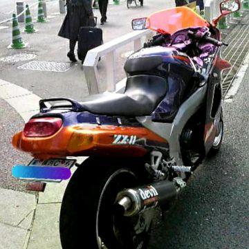 どんらくさんが投稿した愛車情報(Ninja ZX-11)