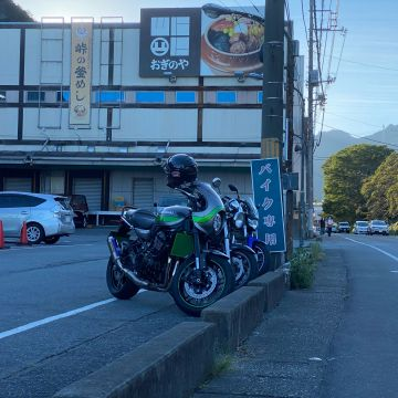 K.A.riderさんが投稿した愛車情報(Z900RS CAFE)