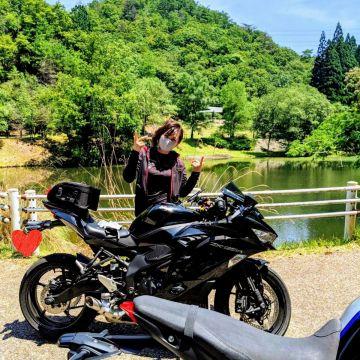 みかん☆ミ40さんが投稿した愛車情報(Ninja ZX-25R)