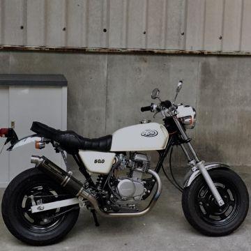 motokiさんが投稿した愛車情報(Ape50/Deluxe/Type D)