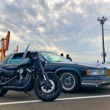 オザケンさんが投稿した愛車情報(Sportster XL1200CX Roadster)
