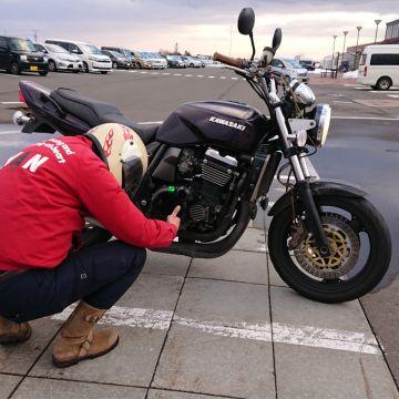 takumi10さんが投稿したバイクライフ