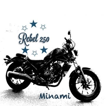 minatay_rebelさんが投稿した愛車情報(REBEL 250)