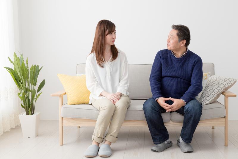 就活で親に反対された時の対処法①まずは親の話を聞いてみる