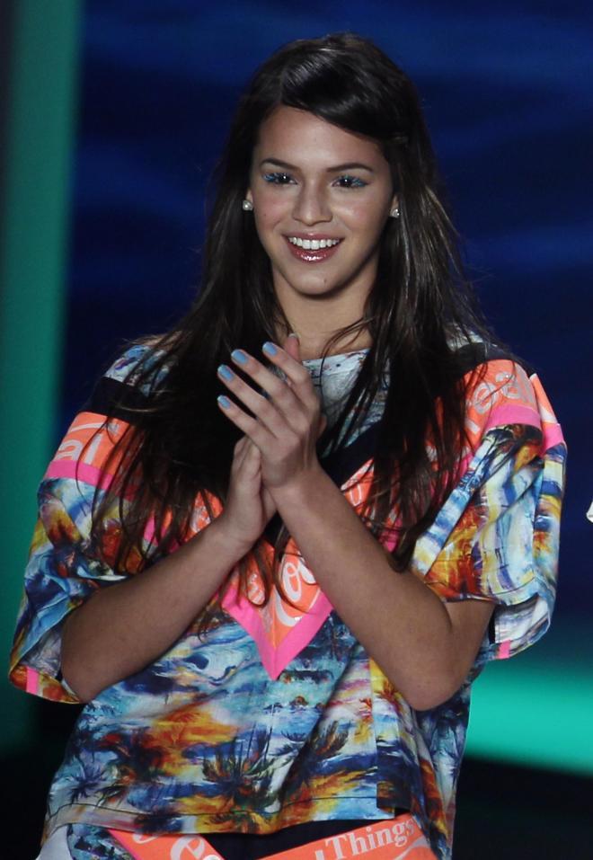 ちなみにこのガールフレンドは女優のブルーナ・マルケジーニ(Bruna Marquezine)