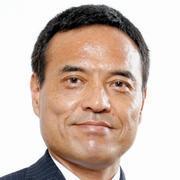 新浪剛史氏。ローソンの筆頭株主である三菱商事出身。02年に43歳でローソンの社長に就き、14年2月期まで11期連続で営業増益を達成