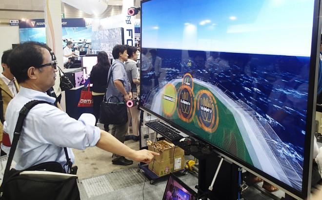 巨大4Kテレビを3Dで見る没入感はすごい