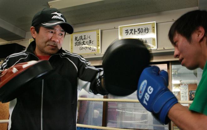 「トカちゃん」こと渡嘉敷勝男さん