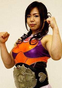 総合格闘技「UFC」参戦が決まった、中井りん選手