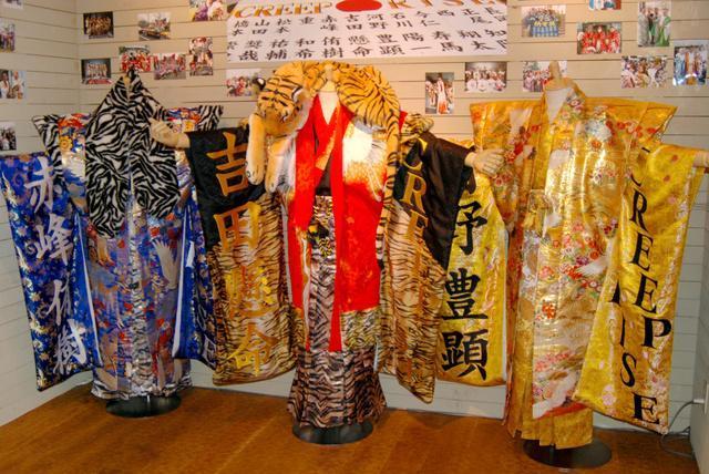 北九州市のレンタル衣装店が扱っている成人式の衣装