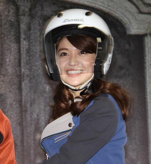 大島優子さんの選ぶ愛車は、どんなモデルになるでしょう