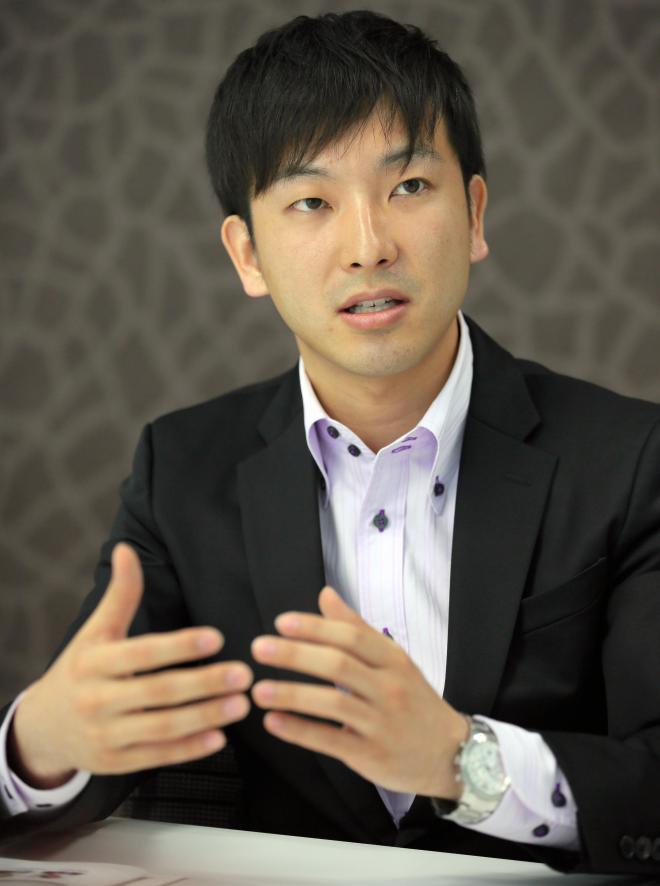 ミクシィ顧問の朝倉祐介氏(写真は昨年5月のもの)