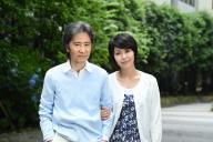 「おやじの背中」に出演した松たか子と田村正和