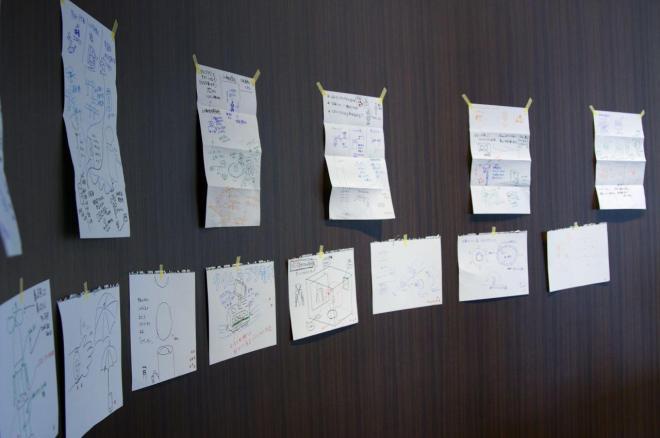 参加者から出された提案の数々
