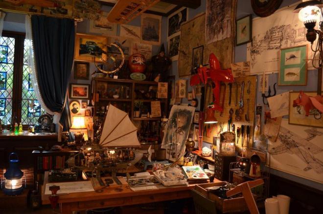 映画の生まれる場所―準備室