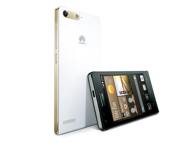 ファーウェイによるSIMフリーのアンドロイドスマートフォン「Ascend(アセンド) G6」