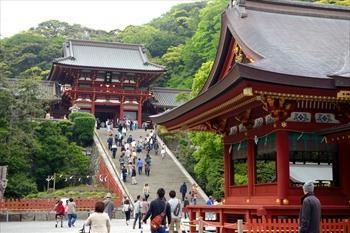 鶴岡八幡宮=神奈川県鎌倉市