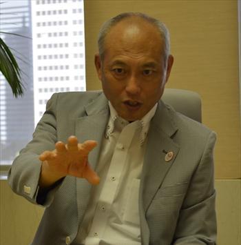 舛添要一知事=2014年8月5日