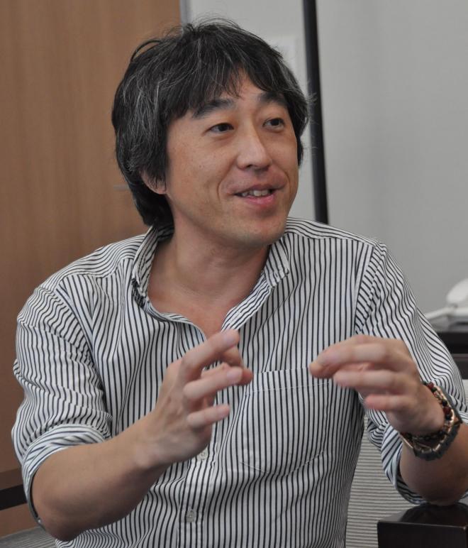 チーフPRプランナーの井口理さん(電通PR)