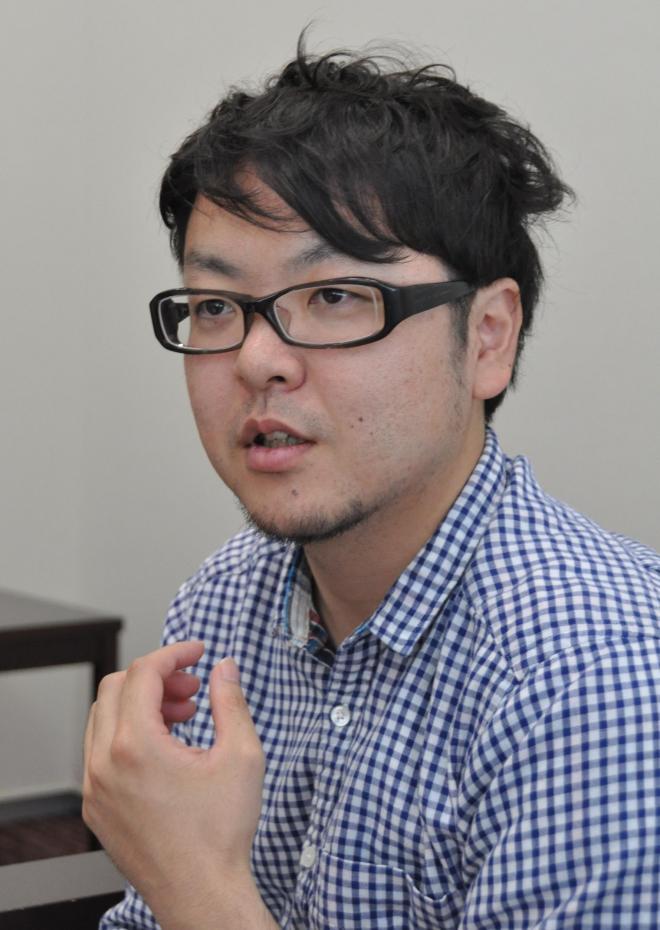 PRプランナーの根本陽平さん(電通PR)