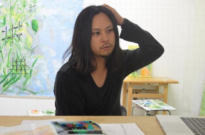 ゲルオルタナについて語る田中良太さん