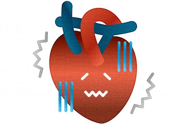 凍える心臓