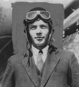 チャールズ・A・リンドバーグ(Charles Augustus Lindbergh、1902-1974)
