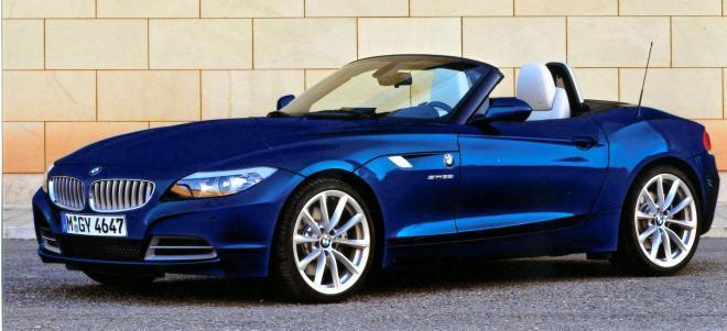 自慢のFRレイアウトが存分に生きる、BMW・Z4(2代目)