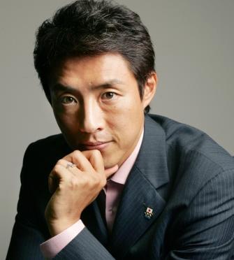 元テニスプレーヤーの松岡修造さん
