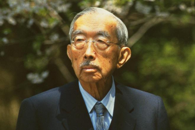 満87歳の誕生日を迎えた昭和天皇