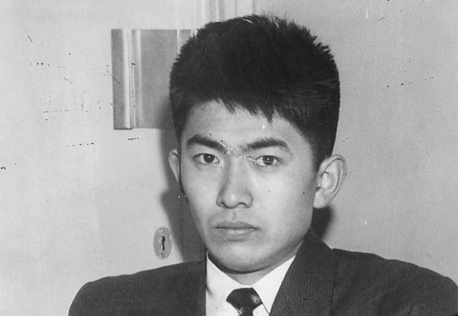 芥川賞受賞当時の石原慎太郎氏