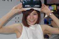 最新のゲームが盛りだくさんの東京ゲームショウ