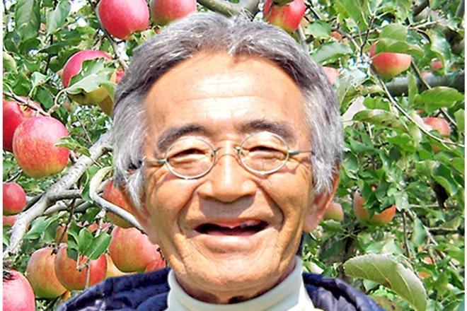 「奇跡のリンゴ」で知られる木村秋則さん