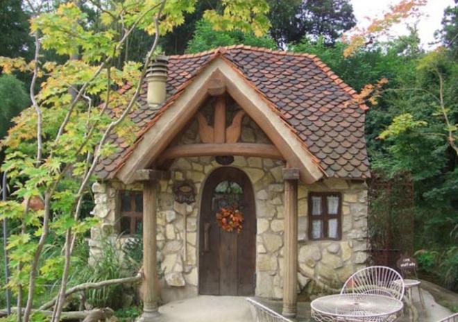 小さな水車小屋 お菓子の森(静岡県浜松市)