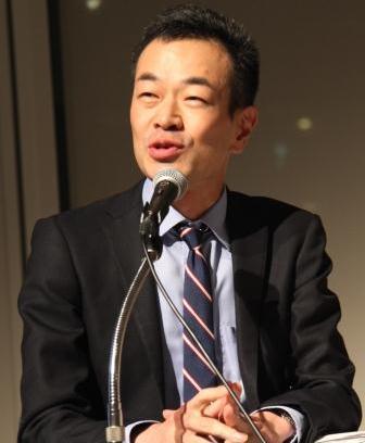 司会を務めた澤康臣・共同通信特別報道室記者