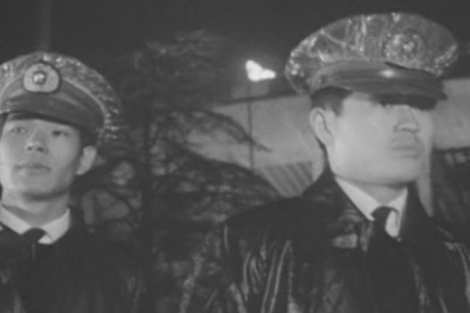 1964年東京五輪での警視庁の活動記録