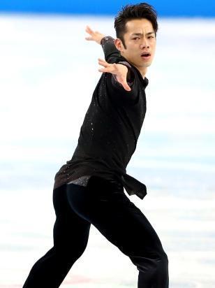 ソチ五輪では6位だった=2014年2月13日、川村直子撮影