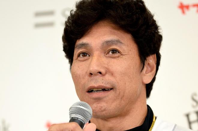 今季限りでの退任を表明した、ソフトバンクの秋山監督