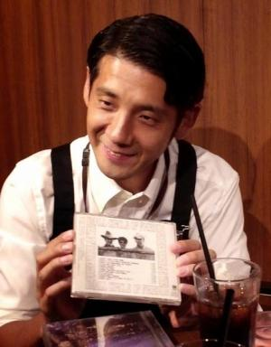 タワレコ渋谷店ランニング部長の吉田大輔さん