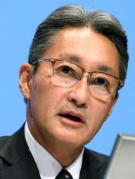 ソニー社長の平井一夫氏