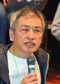 キュレーションサービス「スマートニュース」の藤村厚夫執行役員