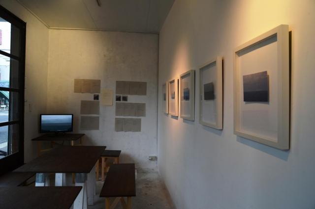 写真家・鈴木諒一さん作品展開催時のundō